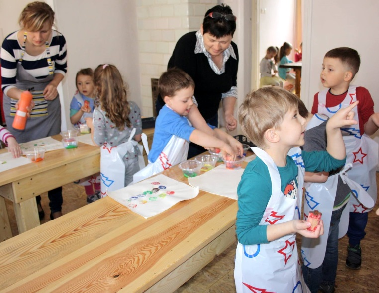 warsztaty dla szkół i przedszkoli