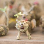Zwierzątka z siana
