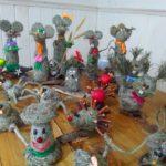 Zwierzaki z siana