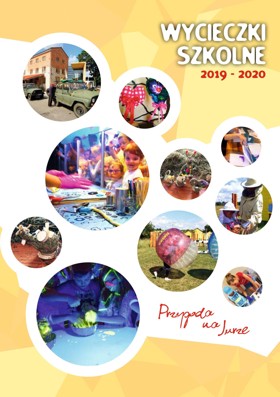 Katalog wycieczek 2019/2020